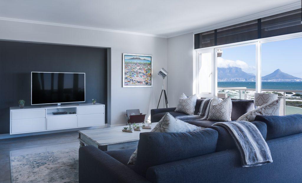 witte tv meubels